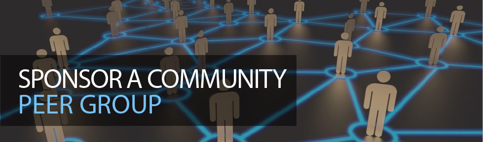 Sponsor Community Peer Group